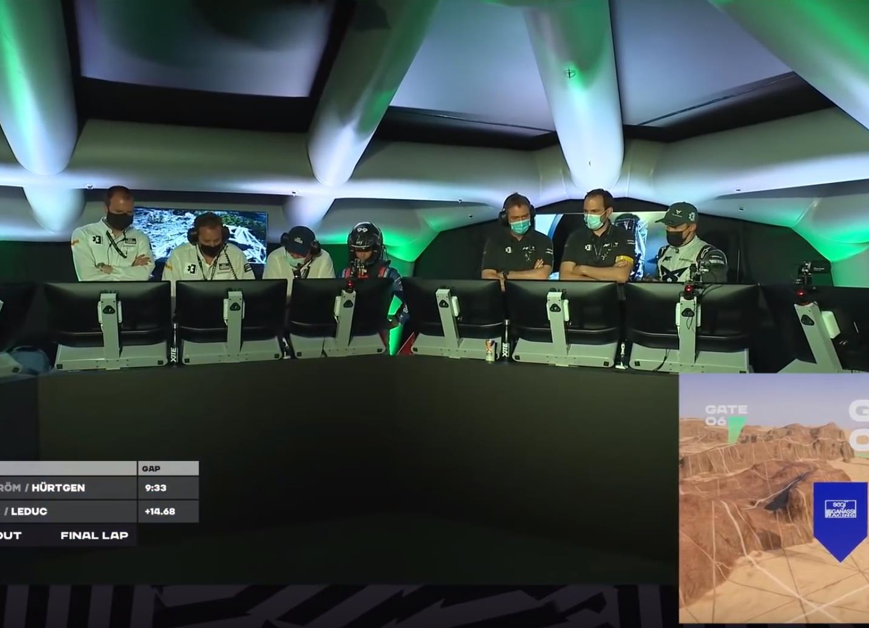 极限E-沙漠X大奖赛