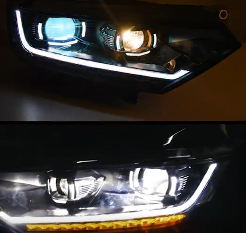 大众迈腾2018款 330TSI DSG 豪华型 升级改装大灯总成