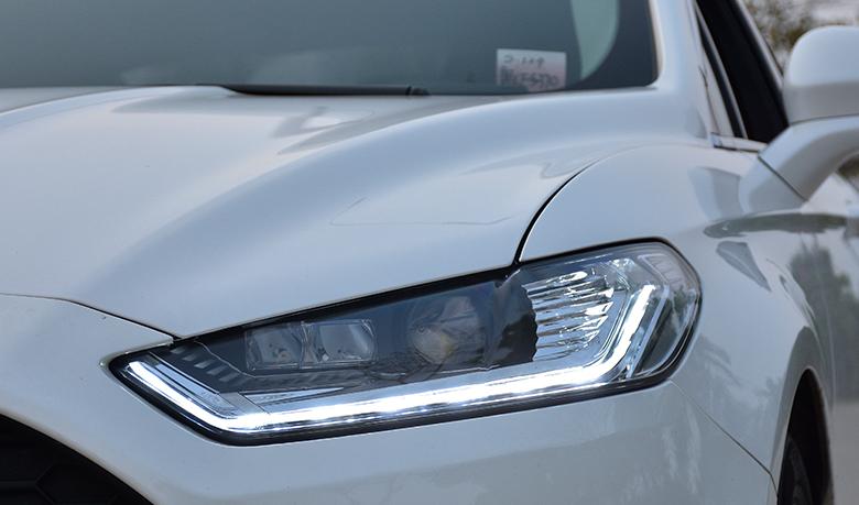福特 蒙迪欧 13款 大灯总成 低配升高配